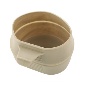 Wildo Fold-a-cup Borraccia beige